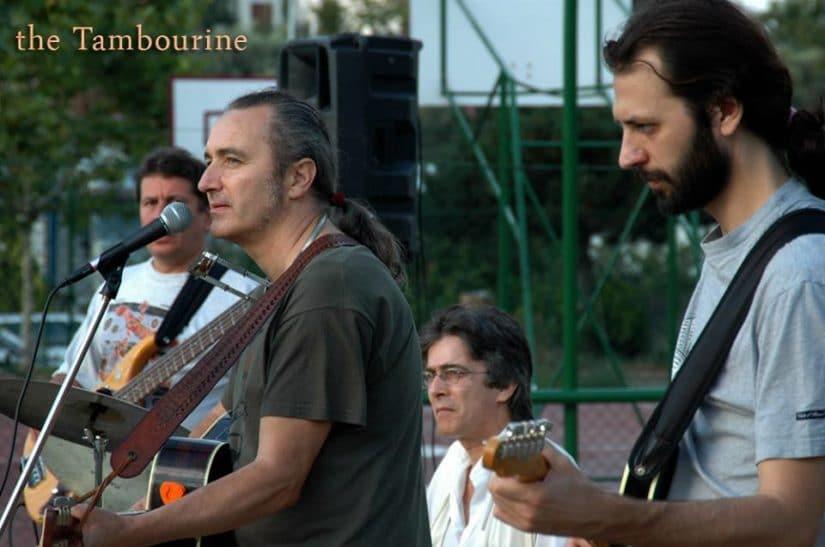Con i Tambourine