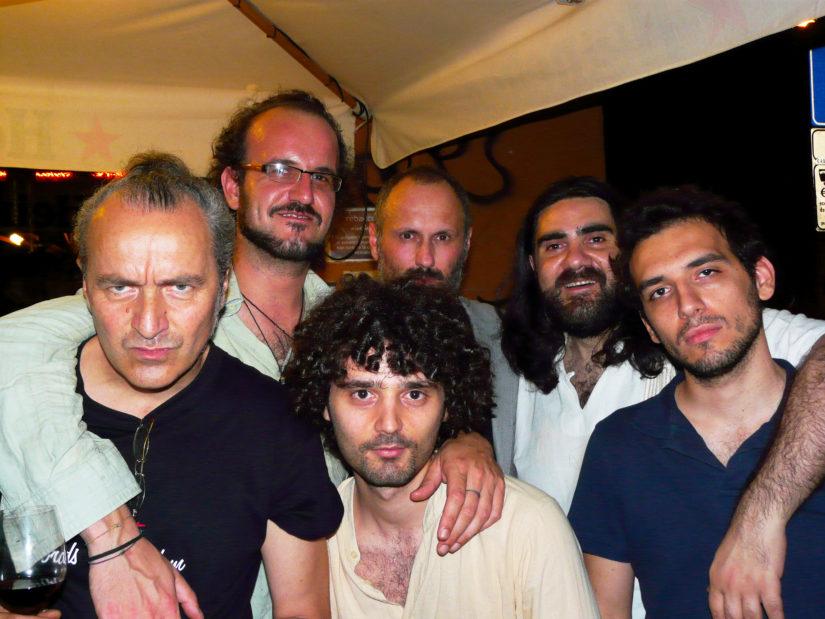 Franco con amici (2009)